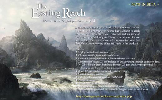 The Easting Reach
