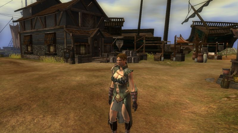 NWN2 Warlock Armor for Human Female | The Neverwinter Vault