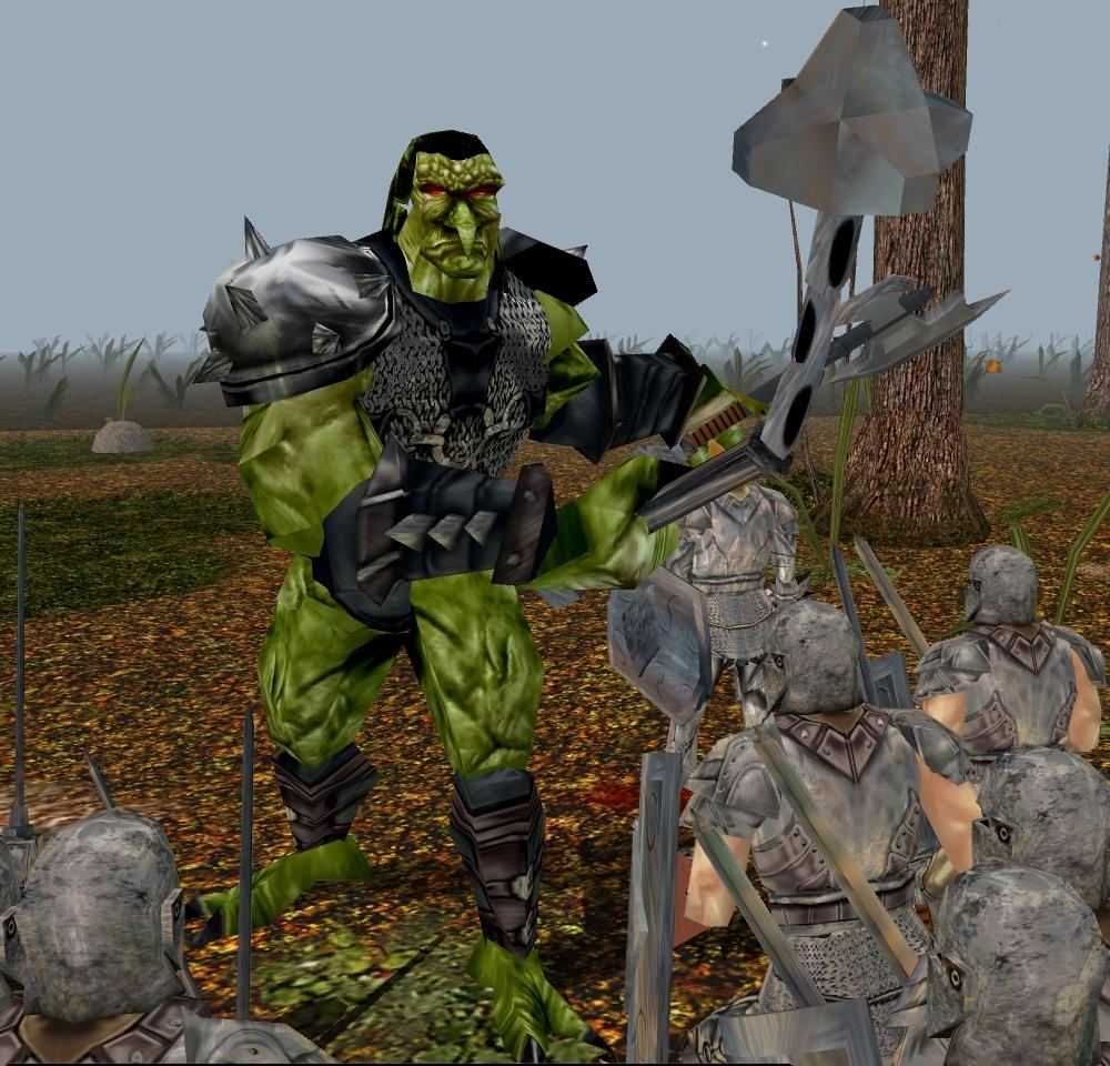 War Troll The Neverwinter Vault