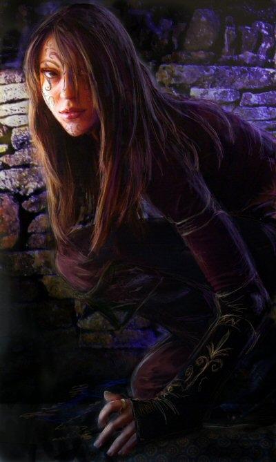 Elarhyn Rogue The Neverwinter Vault
