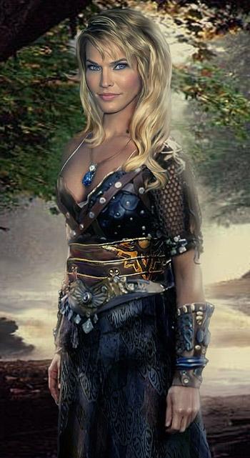 Arissan (Elven Cleric) | The Neverwinter Vault