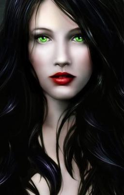 Female Black Hair Green Eyes The Neverwinter Vault