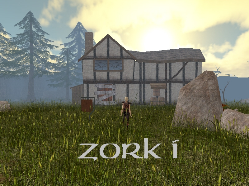 Zork I: The Great Underground Empire (Ultimate Edition
