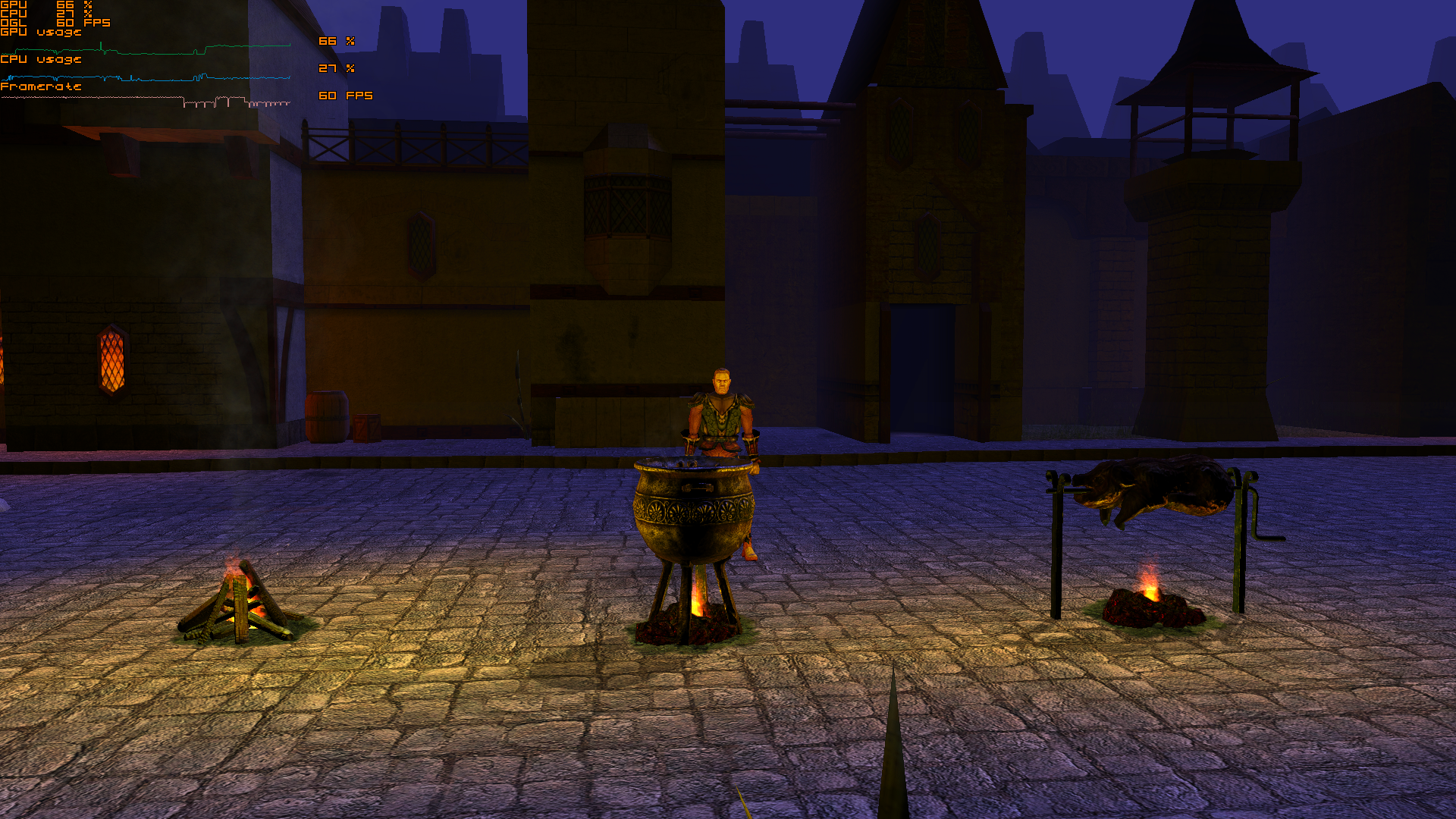The Witcher 2 to NWN placeables port | The Neverwinter Vault