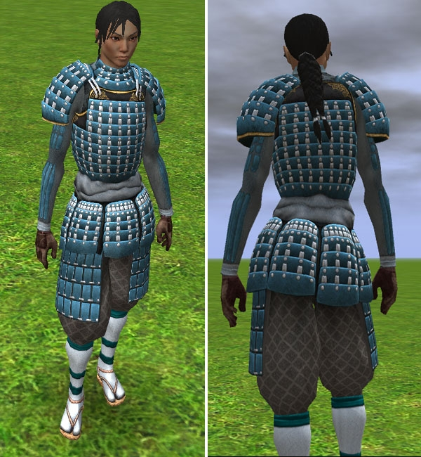 My Samurai Is Fight Japanese Armor Clothing The Neverwinter Vault