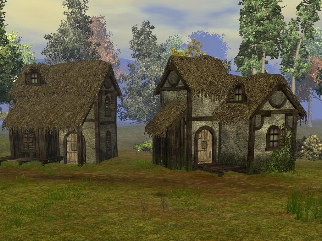 BTH House Placeables