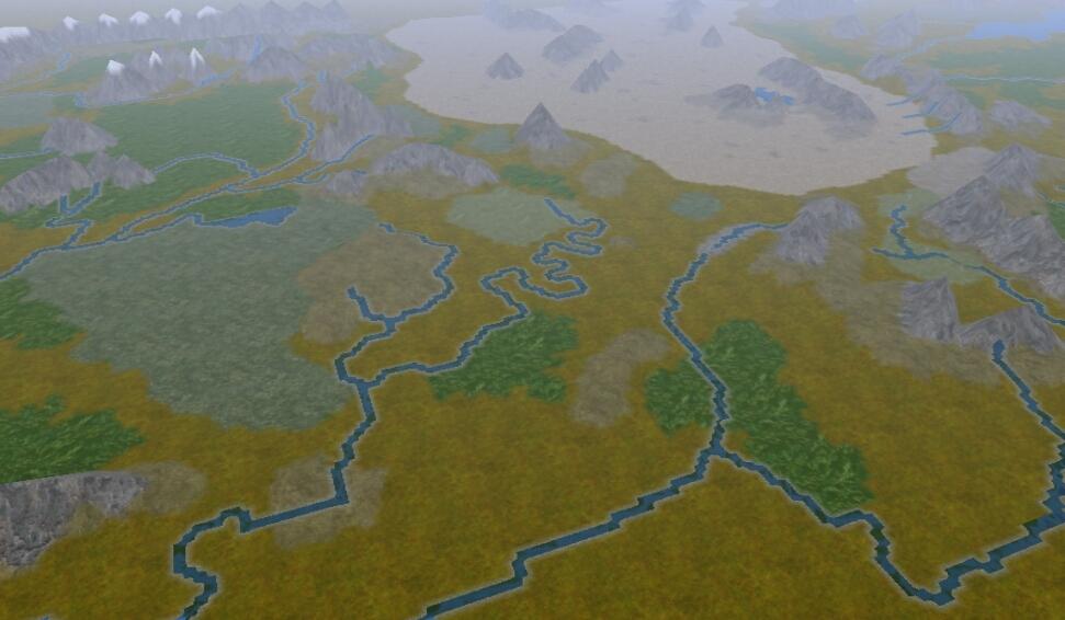 Faerun - Walk Map   The Neverwinter Vault