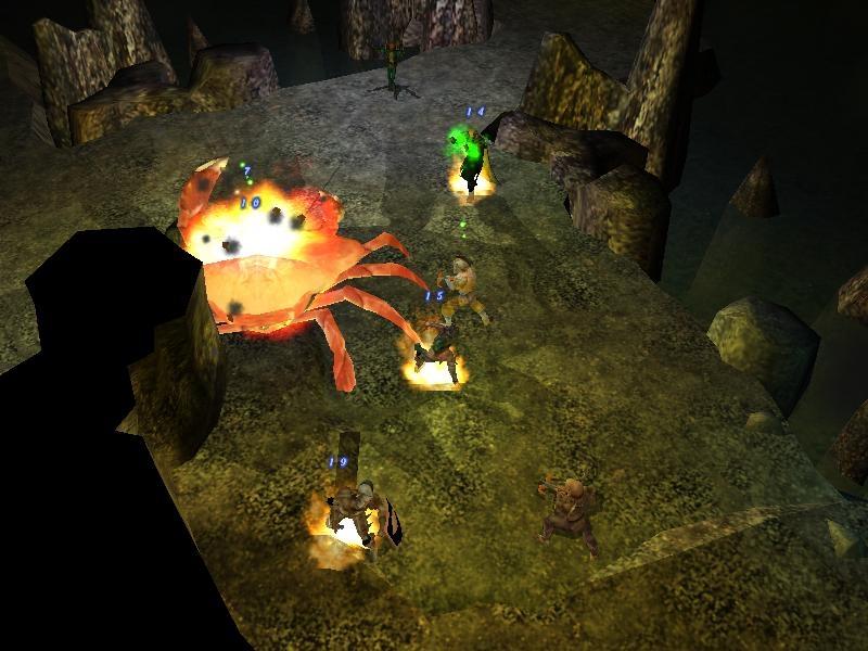 The Dragonarm Companions - Chapter 1 | The Neverwinter Vault