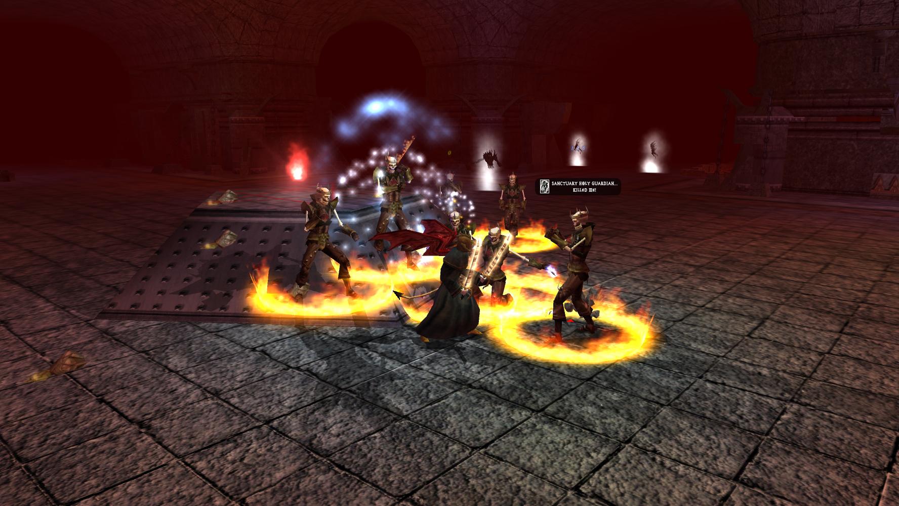 World of Sanctuary (Diablo II - Lord Of Destruction)   The