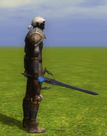 Swordsmanship training uo