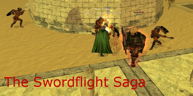 Swordflight Saga