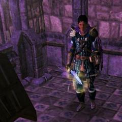 Natashia Morningstar, Cleric of Tyr