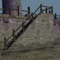 Citywall Stairs