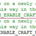 example how to activate module switch by scripting