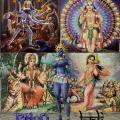 20. PHoD Kali Maldrapuri Tapestries