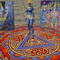 22. PHoD Kali Tapestries Carpet