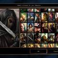 Masked Litch (NPC) at Character Select
