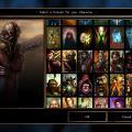 Masked Man (Kingmaker) at Character Select