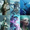 Aquatic Elves