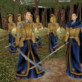 Elrond, Gil-Galad and an Army of elves