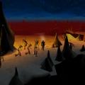 Cania - near pits of Mephisto's special Hellfire