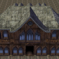 An example of the building terrain.