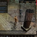 In-game as seen with the dual languages