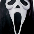 Ghostface Portrait in png format