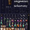 Organized inventory (after sorting)