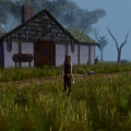 A screenshot of the Undertaker's House