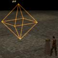 A double pyramid