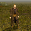 Overcoat Style 1 on Male