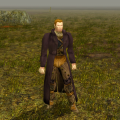 Overcoat Style 2 on Male