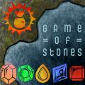 Game of Stones Full Logo