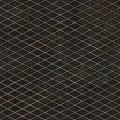 Rusty Metal Backed Fencing