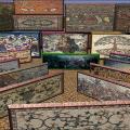 Wall Decor, Mosaic Art