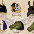 Masks of the Gods I