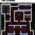 Ultima 4 Lycaeum Map