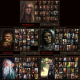 Sample portraits from every pack