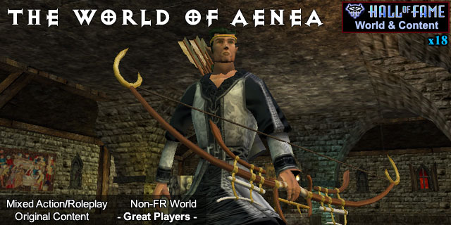 The World of Aenea PW